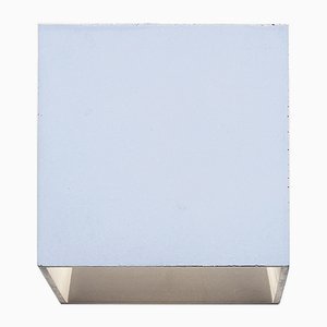 Cromia Wall Lamp in Light Blue from Plato Design