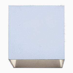 Lámpara de pared Cromia en azul claro de Plato Design
