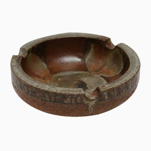 Vintage Aschenbecher aus Keramik von Axella, 1970er