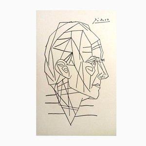 Póster A Poem de Pablo Picasso, 1956