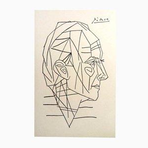Poster A Poem di Pablo Picasso, 1956