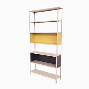 Bücherregal aus Metall von Friso Kramer & Martin Visser für Asmeta, 1953