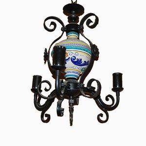 Lampe Lanterne Vintage