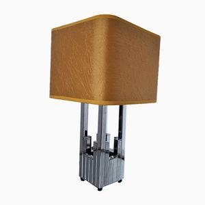 Lampada modello L382JC di Willy Rizzo per Lumica Lamp, anni '70