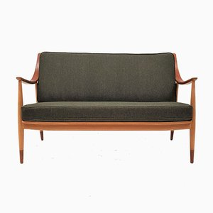 FD 146 Sofa by Peter Hvidt and Orla Mølgaard Nielsen for France & Daverkosen, 1950s