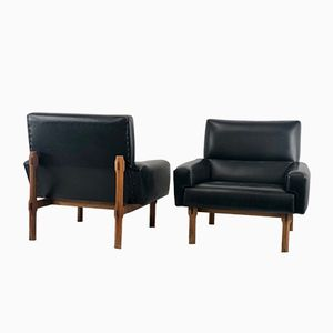 Armchairs by Ico Parisi for Cassina, 1960s, Set of 2