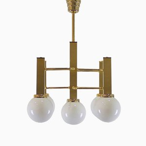 Lámpara de araña italiana vintage