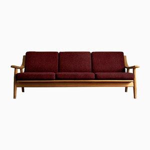 Personalisierbares Mid-Century 530 Sofa aus Eiche von Hans J. Wegner für Getama