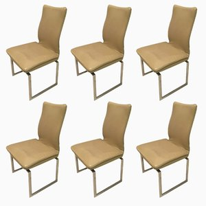 Dining Chairs from Pieff, 1970s, Set of 6
