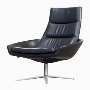 Leatherette Hugo Lounge Chair from Montis, 1980s