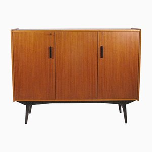 Danish Teak Highboard, 1970s