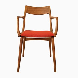 370 Boomerang Armchair by Alfred Christensen for Slagelse Möbelvaerk, 1960s