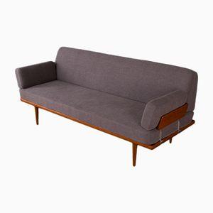 Sofa von Peter Hvidt & Orla Mølgaard-Nielsen für France & Son, 1960er