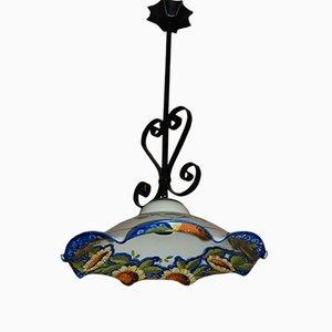Lampe à Suspension Tournesol Vintage