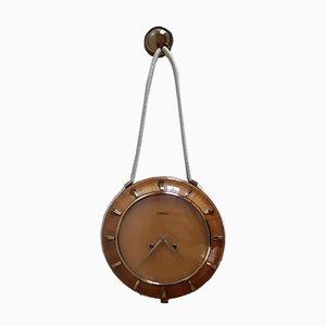 Reloj de pared vintage de Junghans