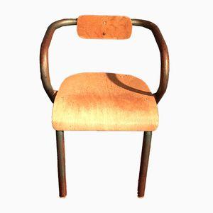 Vintage French Children's Chair