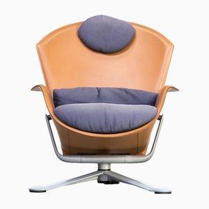 Ypsilon Swivel Lounge Chair from Matteo Grassi, 1990s