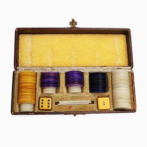 Antique Georgian Gambling Box