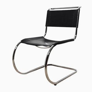 Chaise MR10 par Ludwig Mies van der Rohe pour Thonet, 1990s