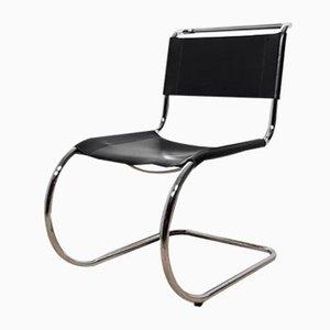 Silla MR10 de Ludwig Mies van der Rohe para Thonet, años 90