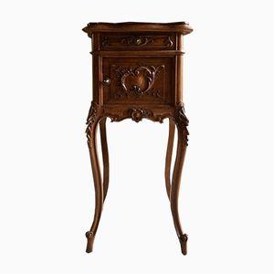 Table de Chevet Antique, France
