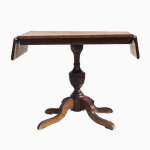 Tavolino da caffè in mogano, inizio XIX secolo