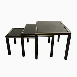 Vintage Nesting Tables by Pierre Vandel, 1970s