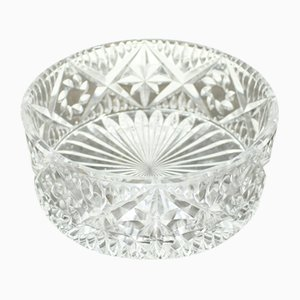 Glass Bowl from Bohemia Glass, 1970s