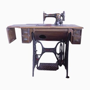 Sewing Machine from S.A. Vittorio Necchi Pavia, 1930s