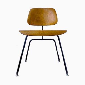 Silla DCM de Charles & Ray Eames para Herman Miller, años 50