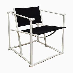 FM60 Chair by Radboud van Beekum for Pastoe, 1980s