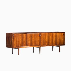 Sideboard aus Palisander von Henry Rosengren Hansen für Brande Møbelindustri, 1950er