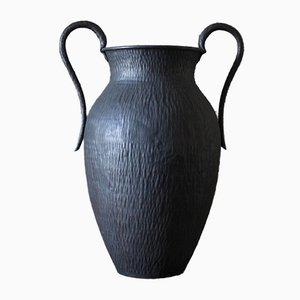 Vintage Italian Copper Vase, 1950s