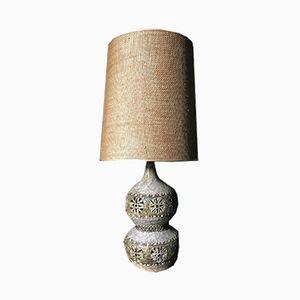 Lampe en Céramique par Raphael Giarrusso, 1965