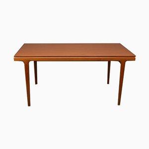 Table de Salle à Manger Mid-Century par Johannes Andersen pour Uldum Møbelfabrik