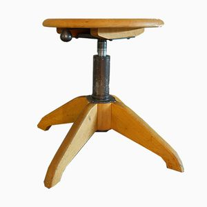 Architect Swivel Stool by Stoll Giroflex, 1960s
