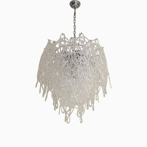 Triedo Sputnik Chandelier in Murano Glass