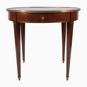Antique Fruitwood Gueridon