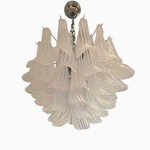 Lámpara de araña Selle Sputnik de cristal de Murano
