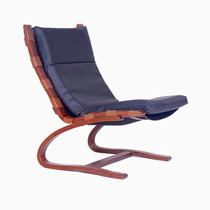 Lounge Chair by Elsa Solheim, 1970s