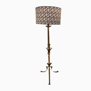 Vintage Spanish Floor Lamp, 1960s