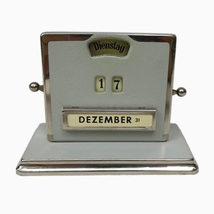 Ewiger Art Deco Kalender von Jakob Maul