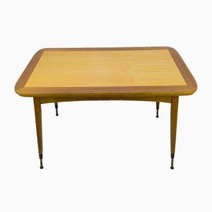 Tavolo allungabile di Adolf Wrenger GmbH, anni '70