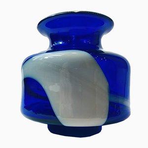 Cynthia Glass Vase by Zbigniew Horbowy for Huta Szkła Artystyczny Barbara, 1960s