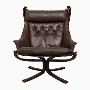 Falcon Chair von Sigurd Ressell für Vatne Møbler, 1970er