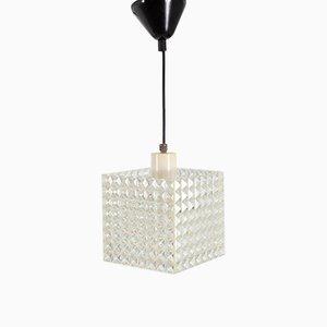 Lampe à Suspension Diamant par Aloys Gangkofner pour Erco, 1970s