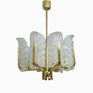 Mid-Century Chandelier by Carl Fagerlund for Orrefors, 1960s