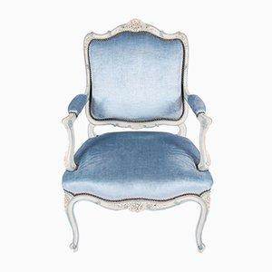 Antique French Salon Chair