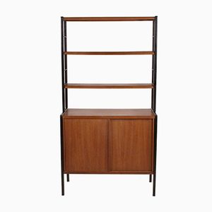 Swedish Shelving Unit by Bertil Fridhagen for Bodafors, 1950s