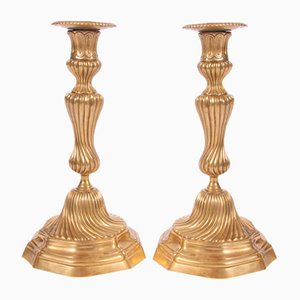 Candlesticks, 1960s, Set of 2